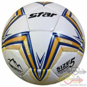 توپ فوتسال استار Star Futsal Match Ball سفید