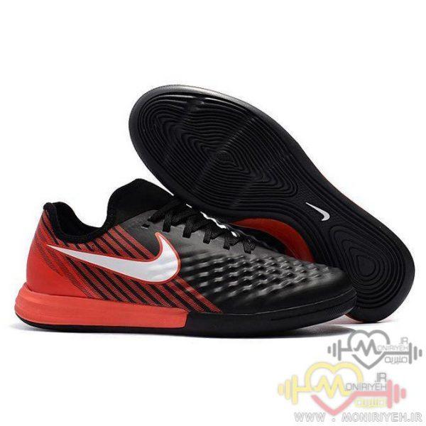 کفش فوتبال سالنی نایک – مشکی Nike Futsal Magistax Final II 2