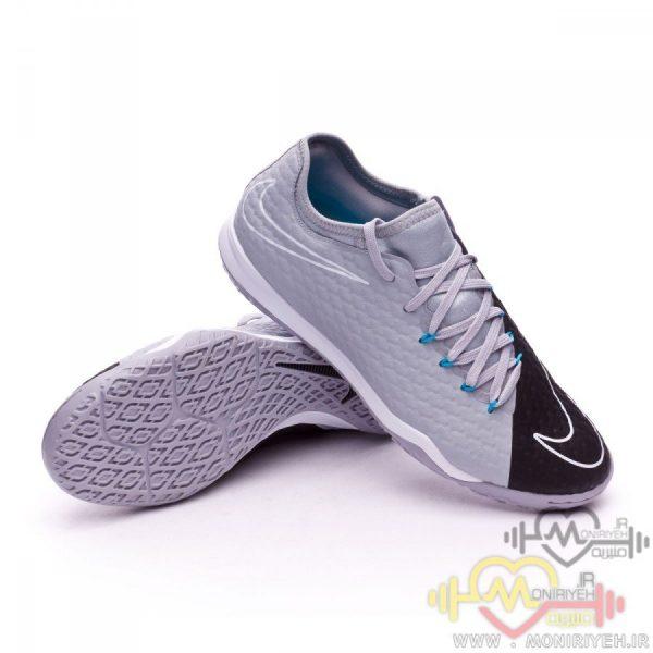 کفش فوتبال سالنی نایک – طوسی Nike Mercurial