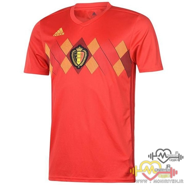 لباس اورجینال تیم ملی فوتبال بلژیک