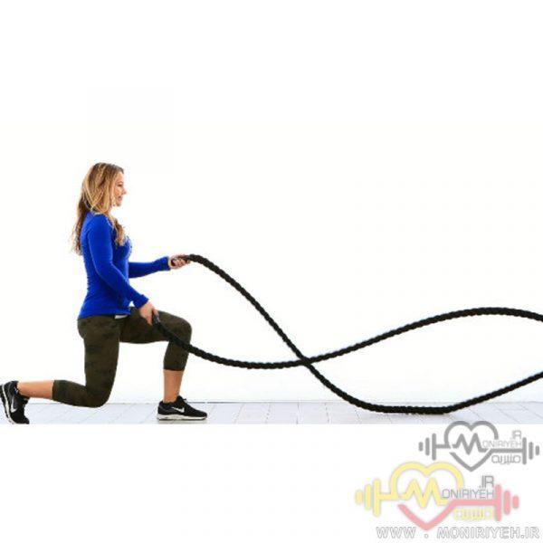 بتل روپ ۱٫۵ اینچ – ۱۲ متر Battle Rope