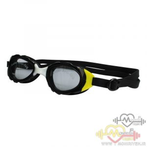 عینک شنا بچگانه مشکی زرد