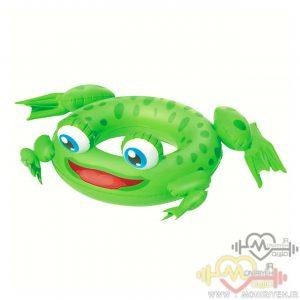 حلقه شنای کودک مدل قورباغه