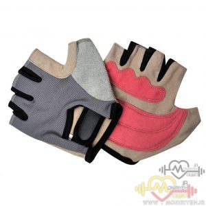 دستکش بدنسازی گلد استار مدل IR97870