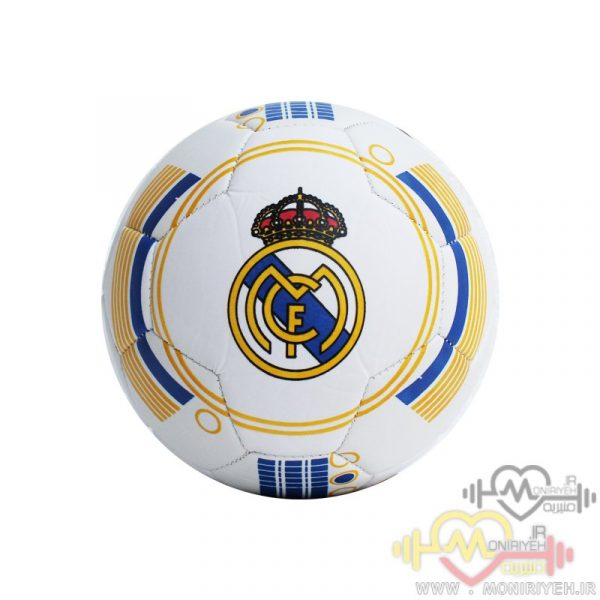 توپ سایز ۲ طرح رئال مادرید