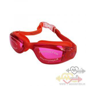 عینک شنا اسپیدو قرمز