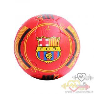 توپ سایز ۲ طرح بارسلونا