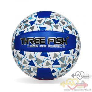 توپ والیبال دوختی Three Fish