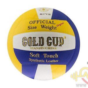 توپ والیبال Goldcup مدل AGCV18