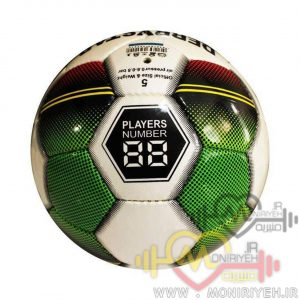 توپ فوتبال model HDF01 به همراه یک عدد سوت