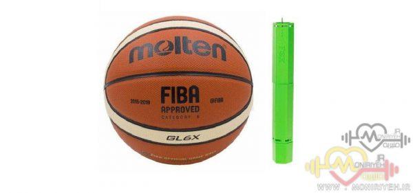 توپ بسکتبال مولتن مدل فیبا