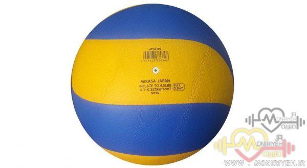 توپ والیبال model mva200